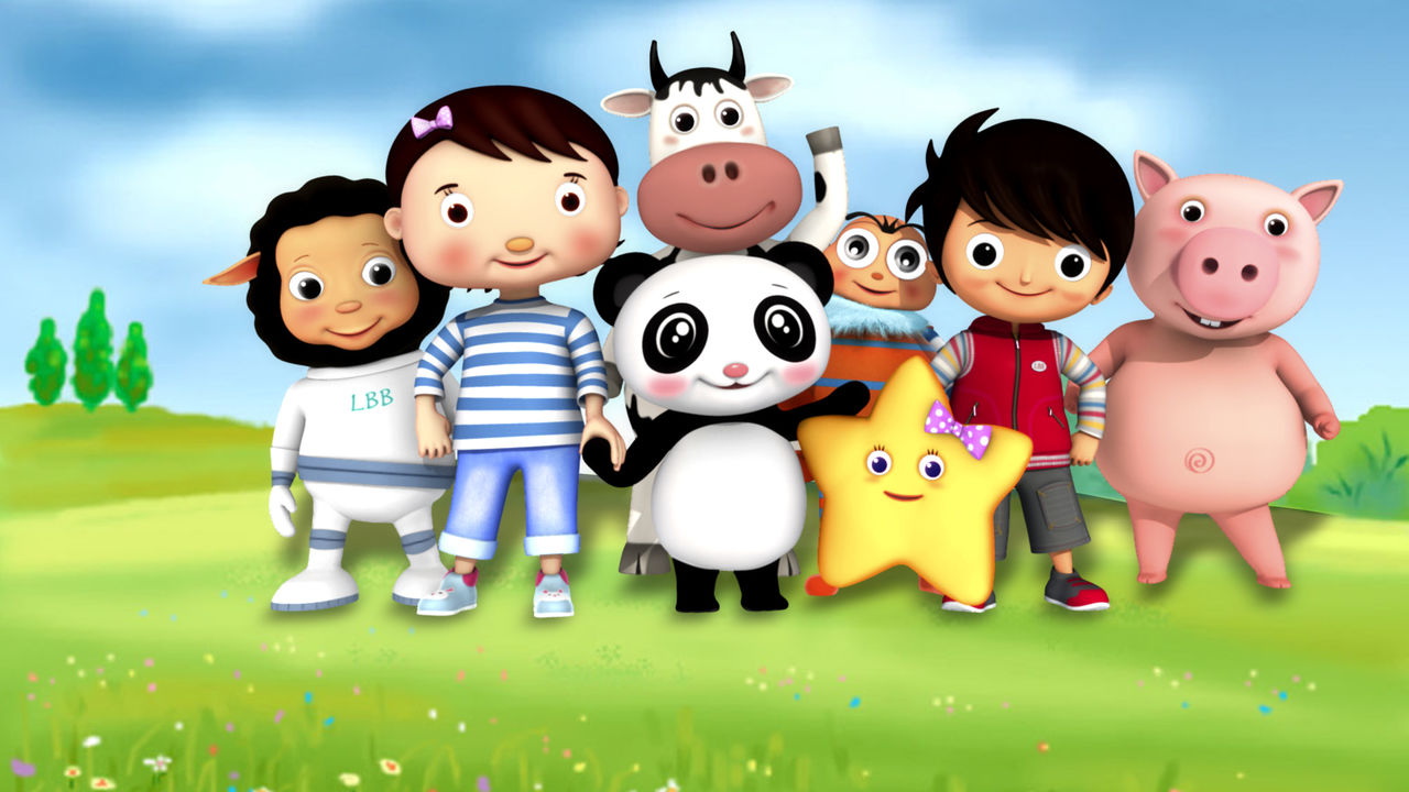 Little Baby Bum Nursery Rhyme Friends Netflix