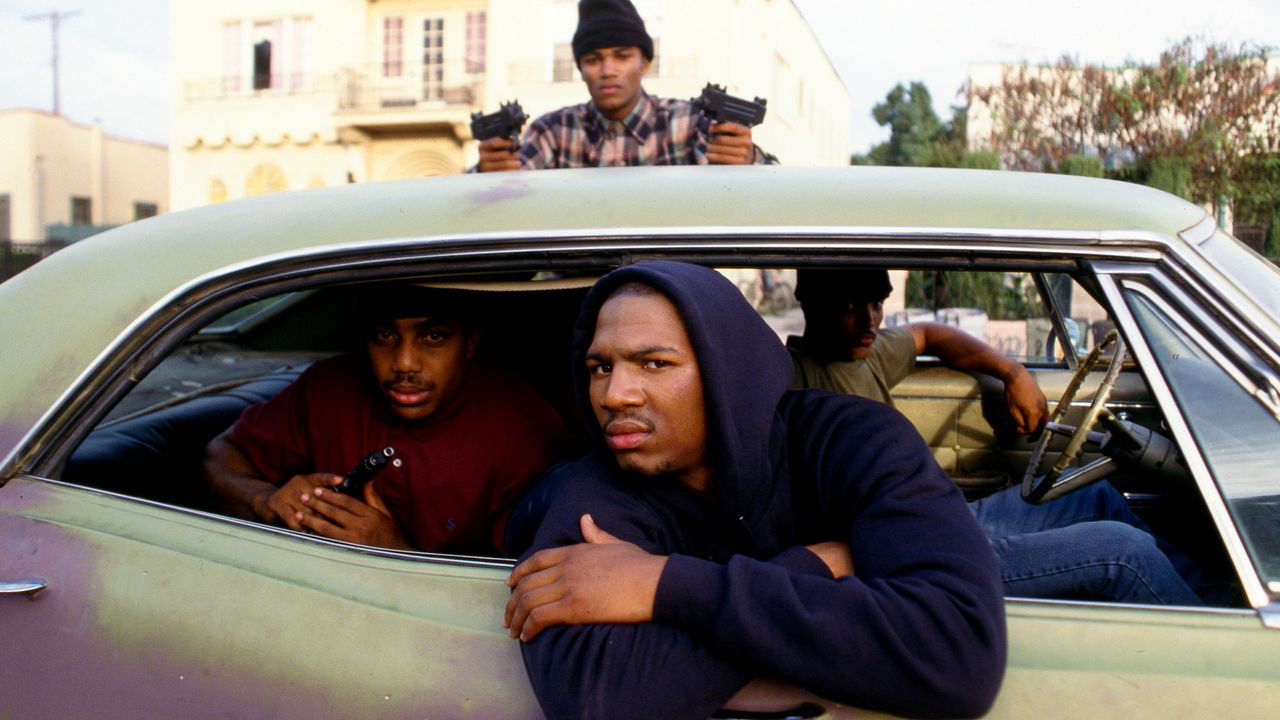Menace Ii Society Netflix