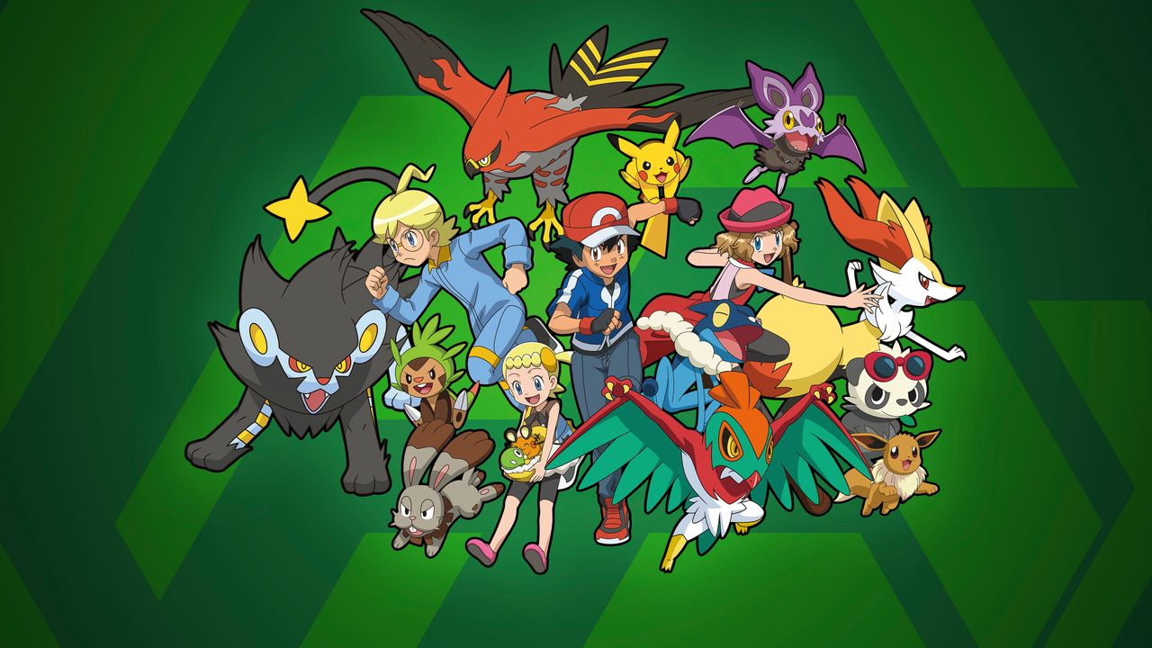 Pokémon The Series Xyz Netflix