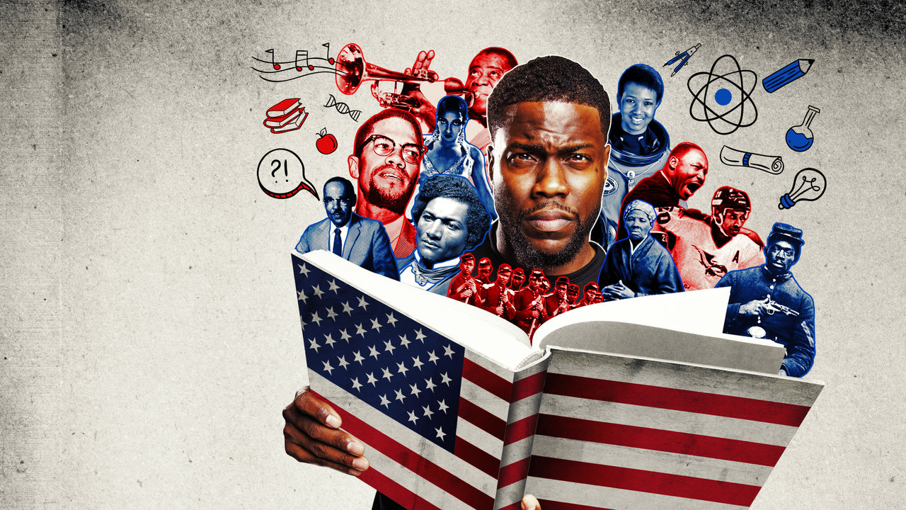 Image result for kevin hart's guide to black history netflix original