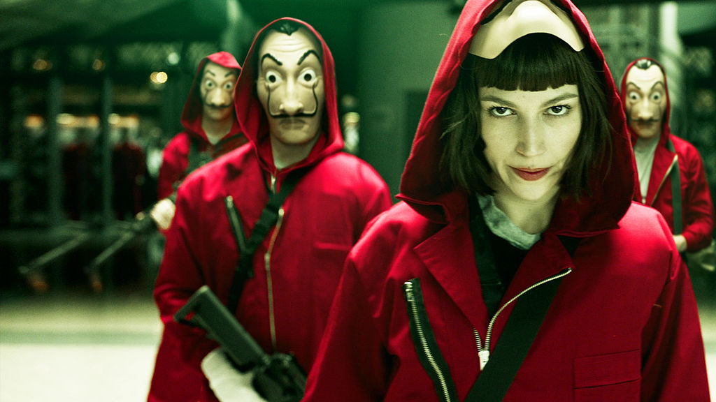 Money Heist - A Netflix Series