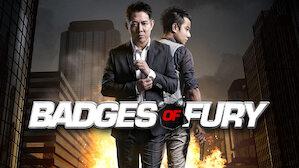 Badges Of Fury Netflix